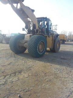 CAT 980 H