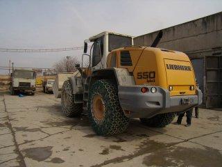 Liebherr 550